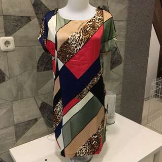 Satin Dress from Beijing