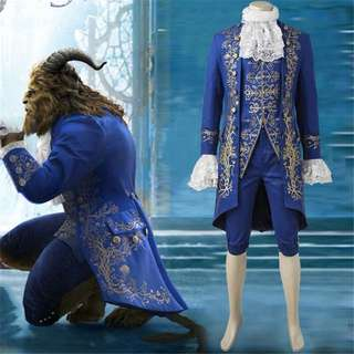 Beauty and the Beast 2017 Custom Costume for Sale