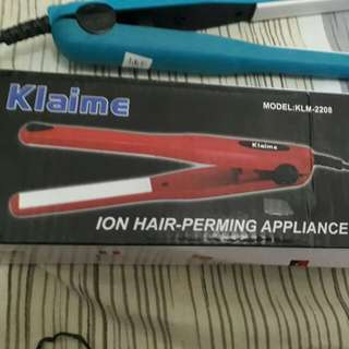 Iron Hair Straightener (Ceramic)