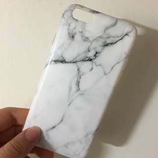 Iphone 6/6s case 雲石電話殼