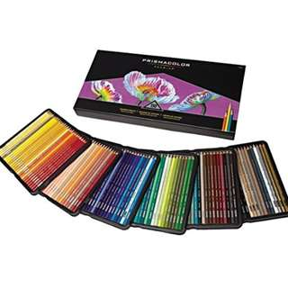 Prismacolor Premier Colored Pencils, Soft Core, 150-Count - New Item In-stock