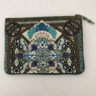 Camillia Clutch Pouch Meet Me In Casablanca