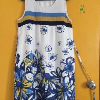 Preloved Maternity Dress #1