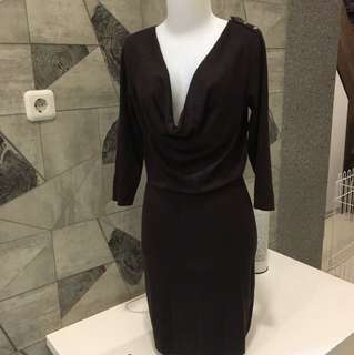 Dress Bahan Sweater