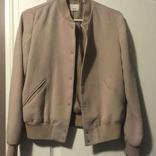 Aritzia - Wilfred Poussin Bomber
