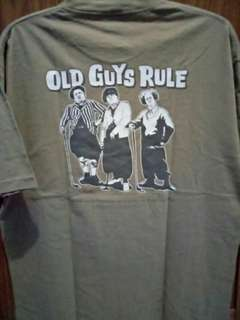 Kaos old guy rule