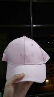 YOUTH Pink Cap
