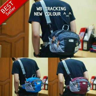 TAS SELEMPANG OUTDOOR/ WAISBAG TRACKING