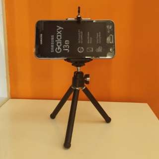 Mini Tripod & Bluetooth Remote ,handy & portable