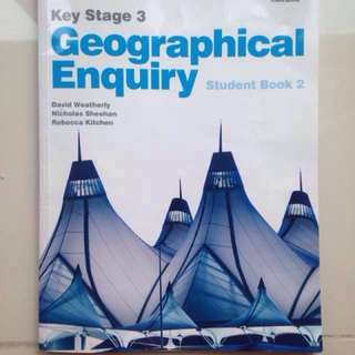 IGCSE Geography Collins Book 2 Year 8
