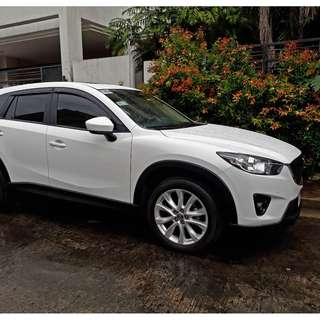 Mazda CX5 2014 AWD SkyActiv Top of the Line Very Nice