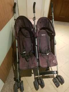 Used Twin stroller for sale