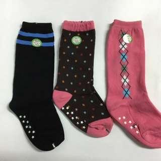 兒童長筒襪:3~5歲