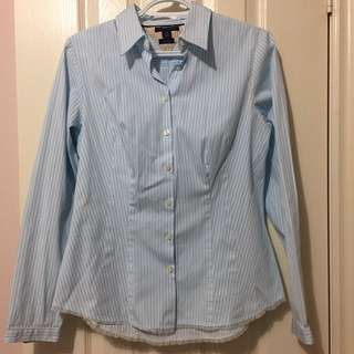 Tommy Hilfiger striped dress shirt
