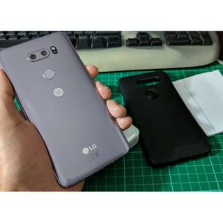 LG V30+ Lavender Violet
