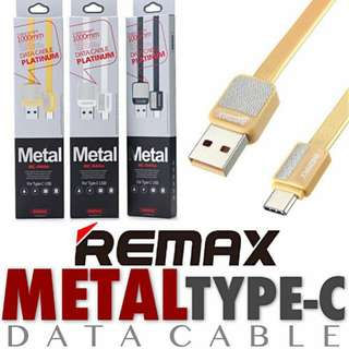 Remax Type C Fast Charging Cable