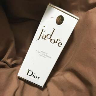 J'adore Hair Mist by Christian Dior