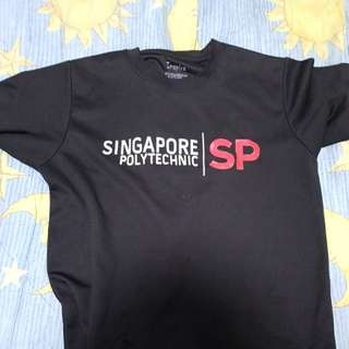 Singapore poly shirt