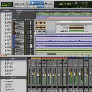 MIXING/RECORDING PROJECTS