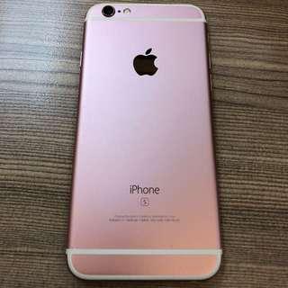 🚚 Iphone6s 64g 玫瑰金