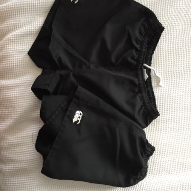2 Canterbury rugby shorts