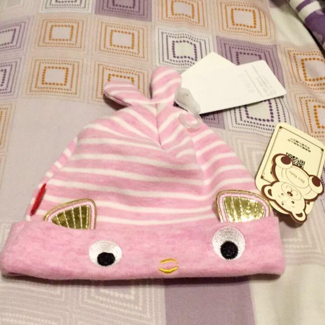 嬰兒針織帽-材質超好