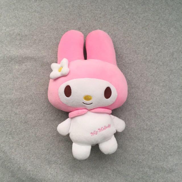 [二手] 粉嫩美樂蒂娃娃