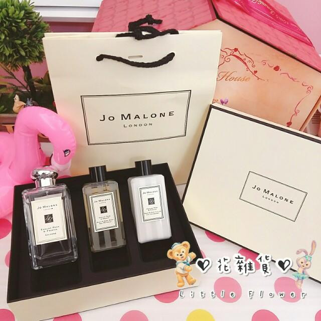 ♡ 花雜貨 ♡ Jo Malone 英國梨與小倉蘭 香水/沐浴乳/沐浴凝膠/身體乳液 100ml