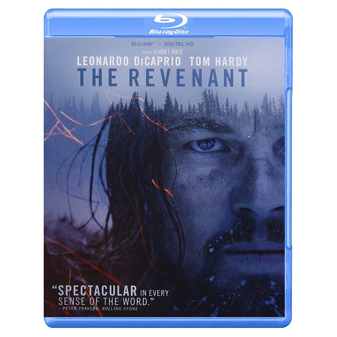 Other Media: The Revenant Blu Ray, Music & Media, CDs, DVDs & Other