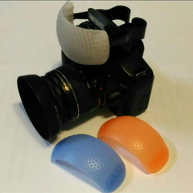 通用型內閃柔光罩 Nikon Canon Pentax Olympus