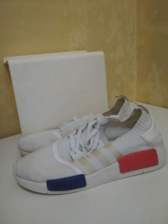 Adidas NMD white size 44, like new