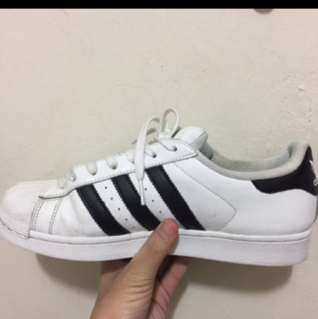ADIDAS SUPERSTAR + BOX