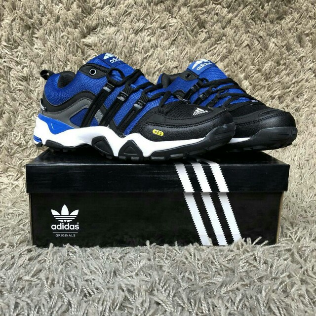 Infinito Volere troppo  Adidas Terrex 425 Blue, Men's Fashion, Footwear on Carousell