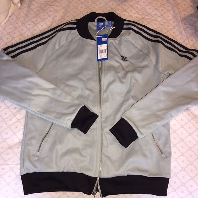 Adidas Track Top (size M)