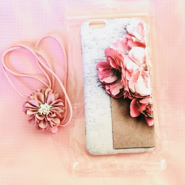 Aesthetic floral iPhone 6/S PLUS phone case