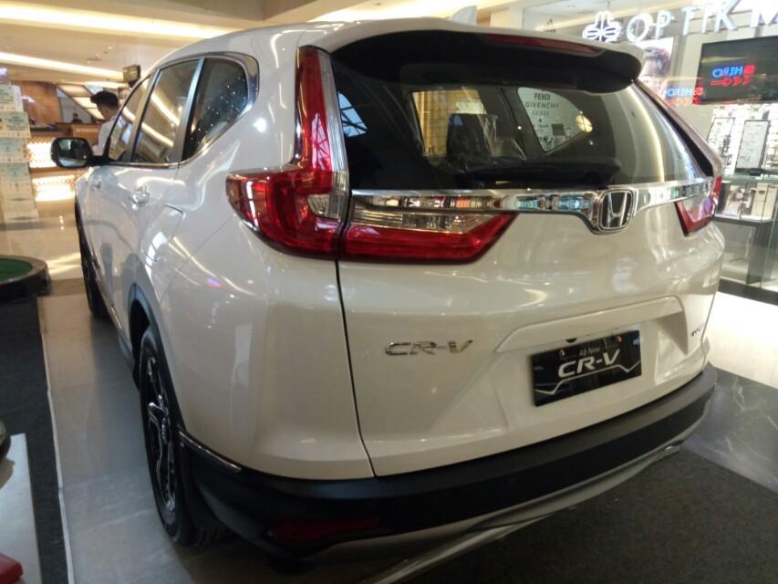 All New CR-V 2.0 L 2017