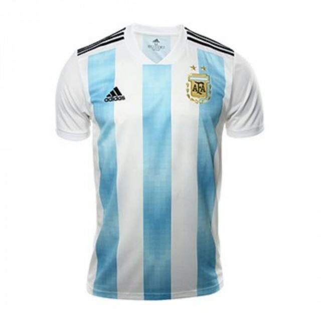 6f666b996 Argentina Football Jersey