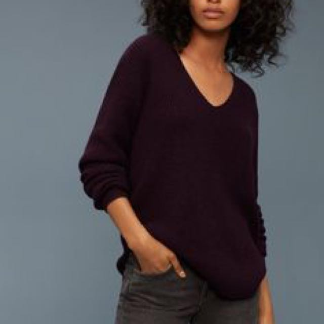 ARITZIA - Wilfred Free Wolter Sweater