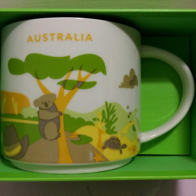 【星巴克城市杯】澳洲Australia