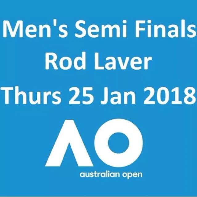 Australian Open Tickets x2