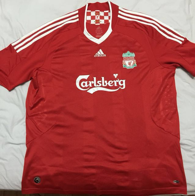 0bb4ffffa05 Authentic Liverpool Jersey Size 2XL