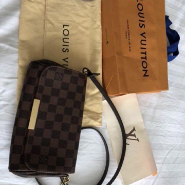 Authentic Louis Vuitton favorite