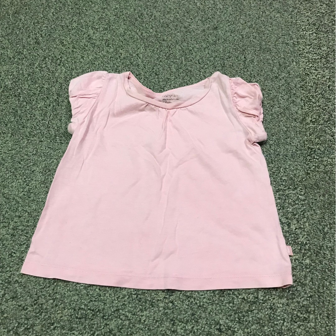 baby Gap Pink Shirt