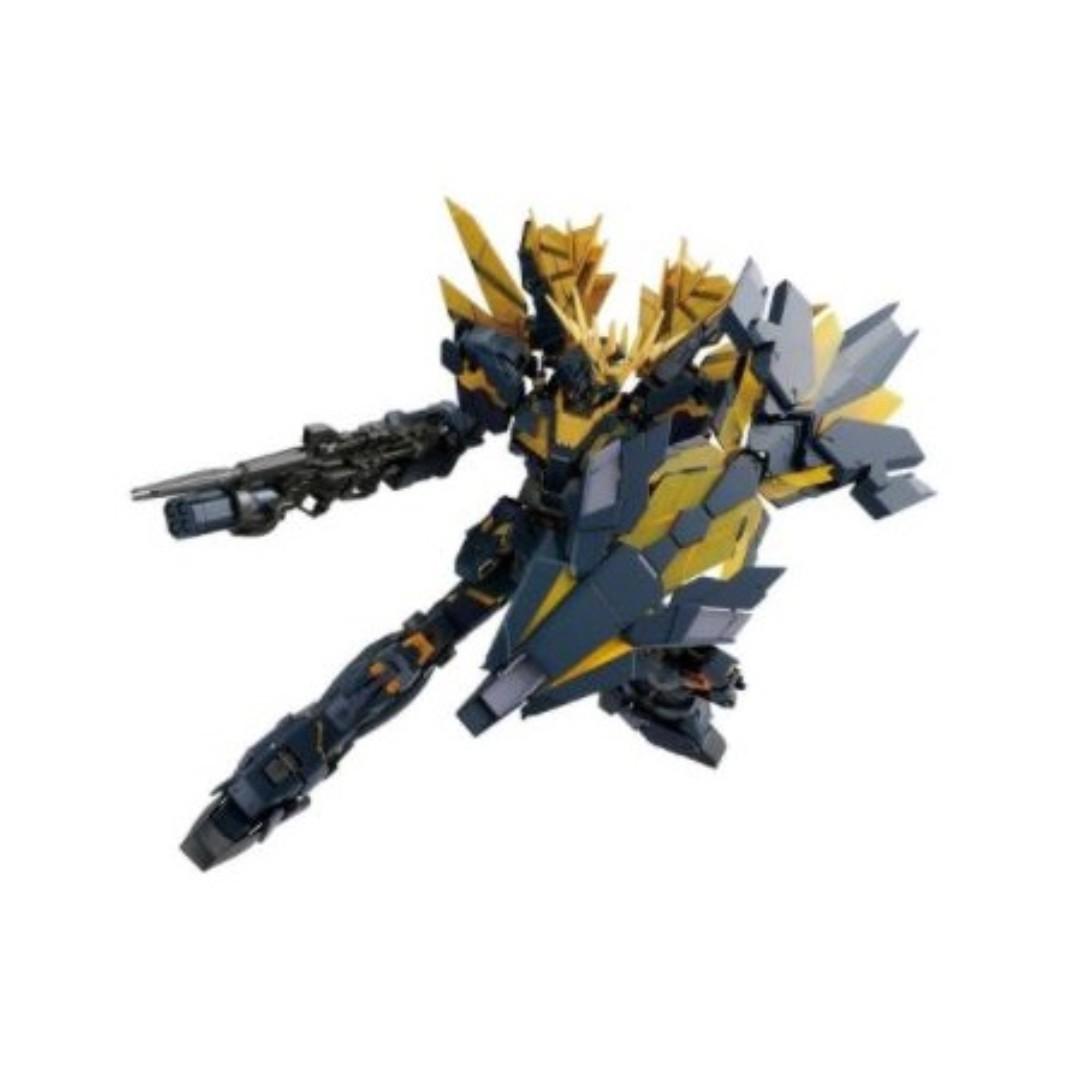BANDAI RG Mobile Suit Gundam UC Unicorn Gundam Unit 2
