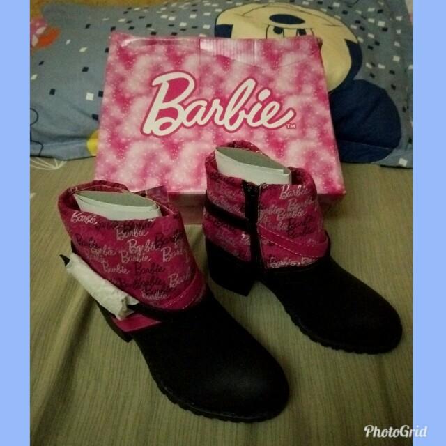 💋👢📢REPRICE📍Barbie boots ( orig.)