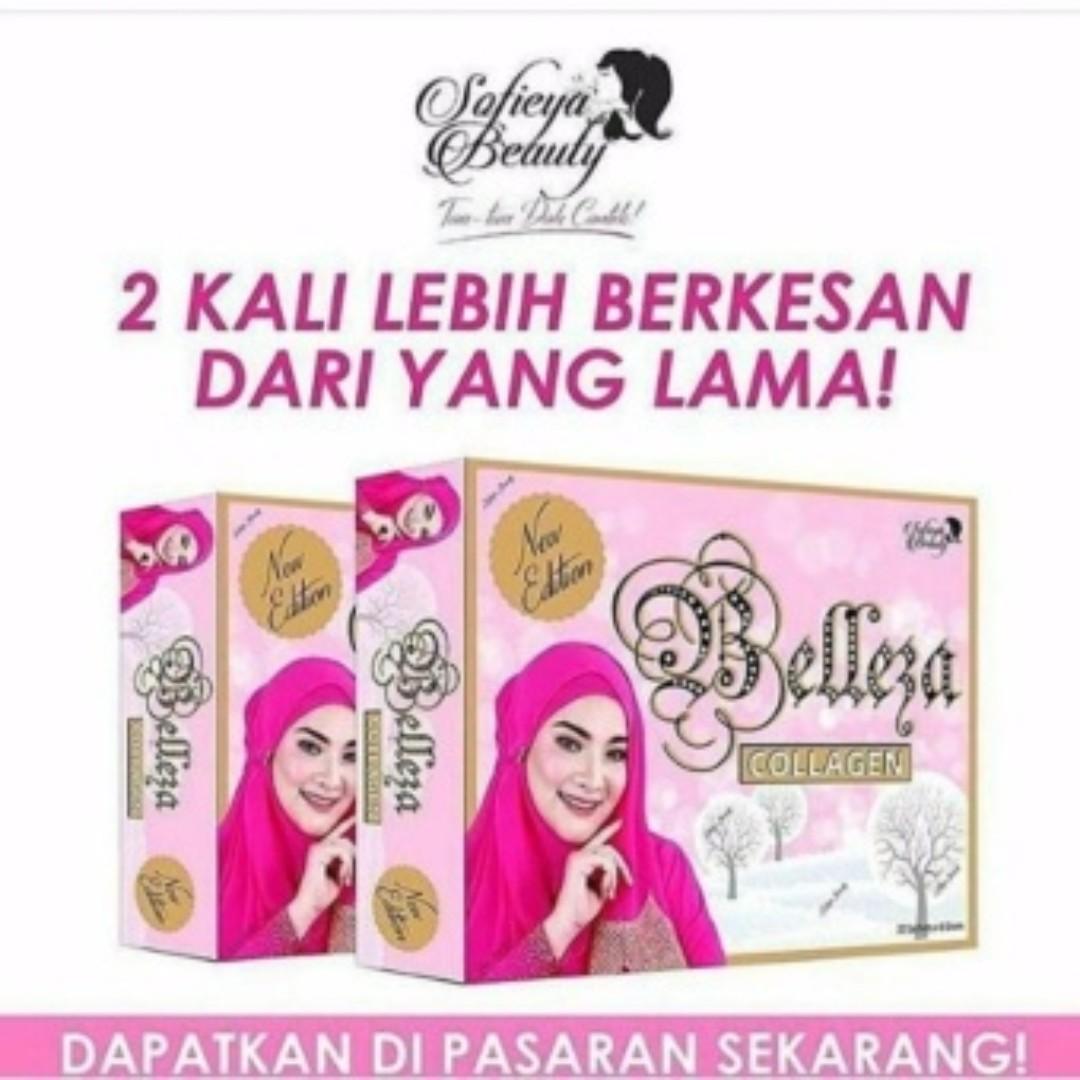 Belleza Collagen (New Edition)