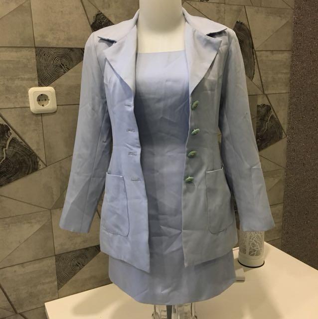 Blazer & Dress Bahan Tailor Made