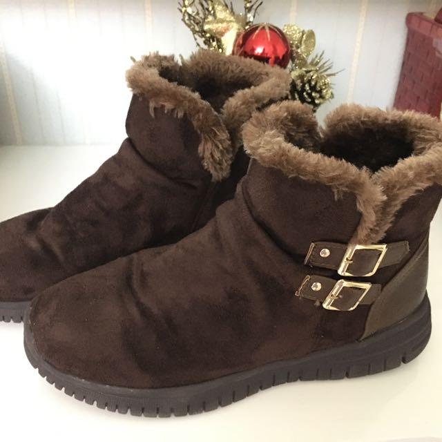 Boots import size L /37-38, super nyaman, tdk berat