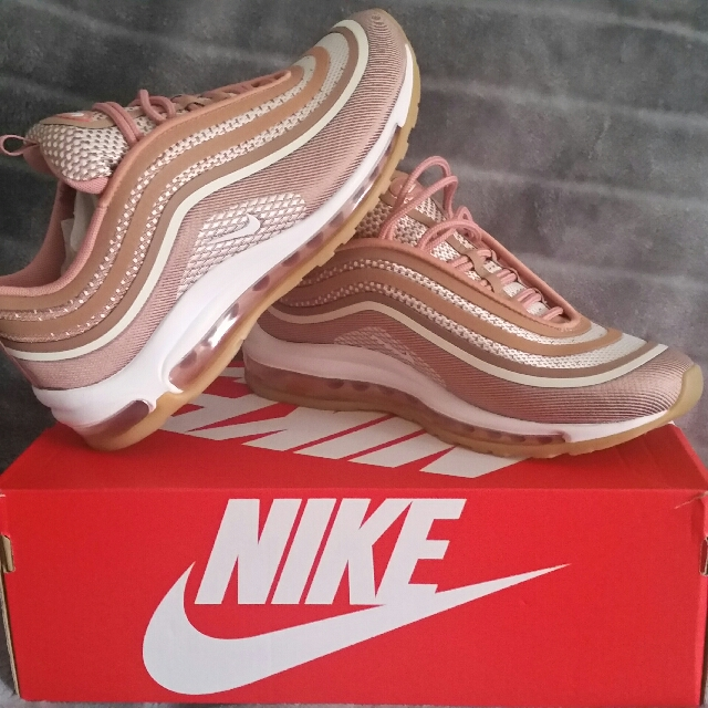 🌹Brand New Air Max 97 Ultra Rose Gold