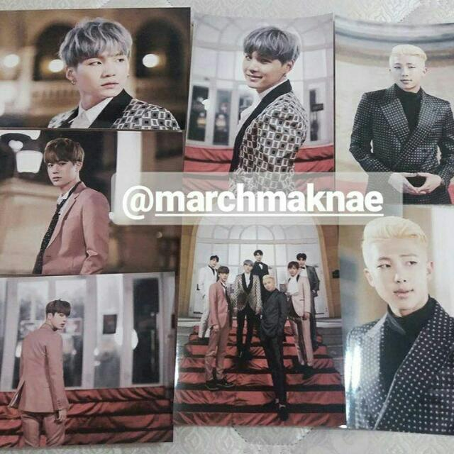 BTS ON STAGE: EPILOGUE PHOTO SET (OFFICIAL)